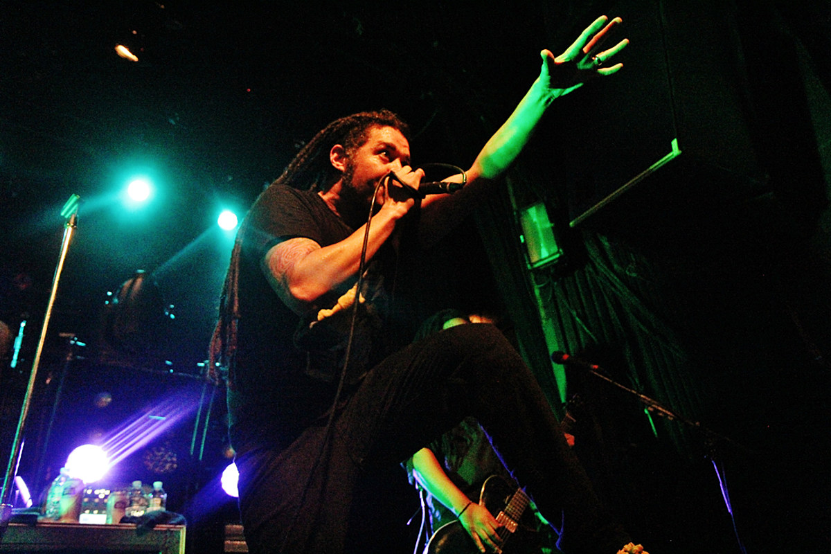 Nonpoint 6 Nonpoint Singer Explains Why Band Left the Herd Immunity Fest