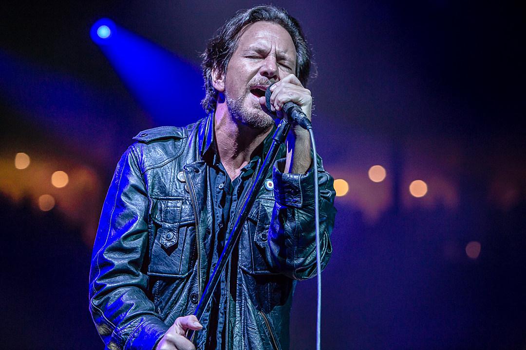 Pearl Jam Postpone London Show After Eddie Vedder Loses Voice