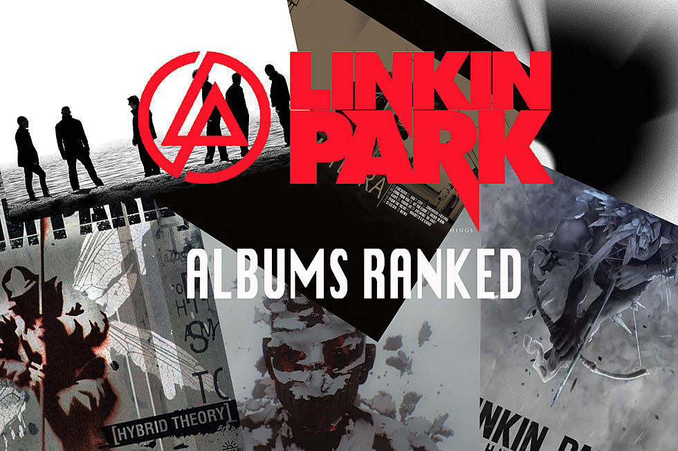 Linkin Park Albums Ranked