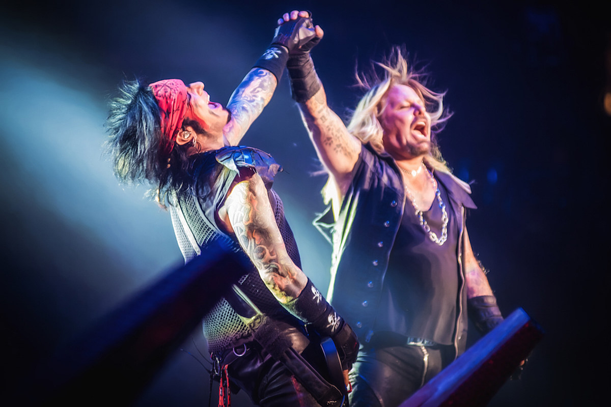 Motley Crue Comment on 'Interesting' Reunion Petition