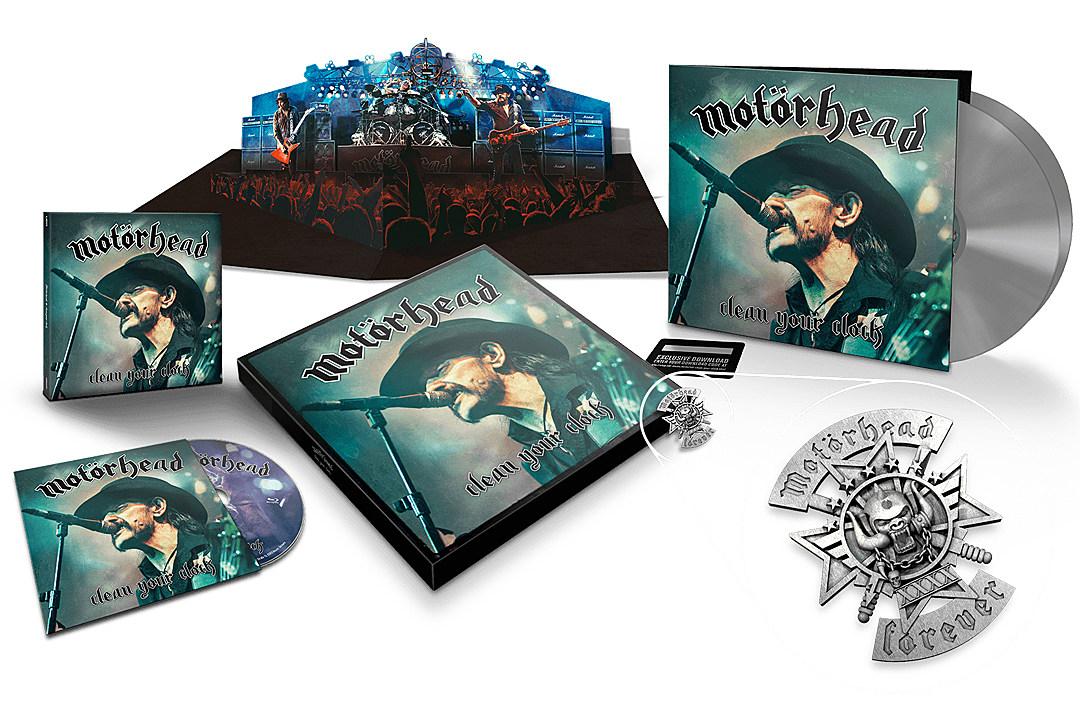 motorhead 40th anniversary edition cd