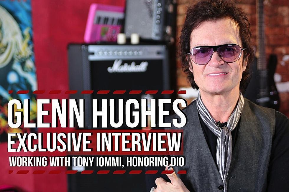Glenn Hughes on Tony Iommi, Honoring Ronnie James Dio