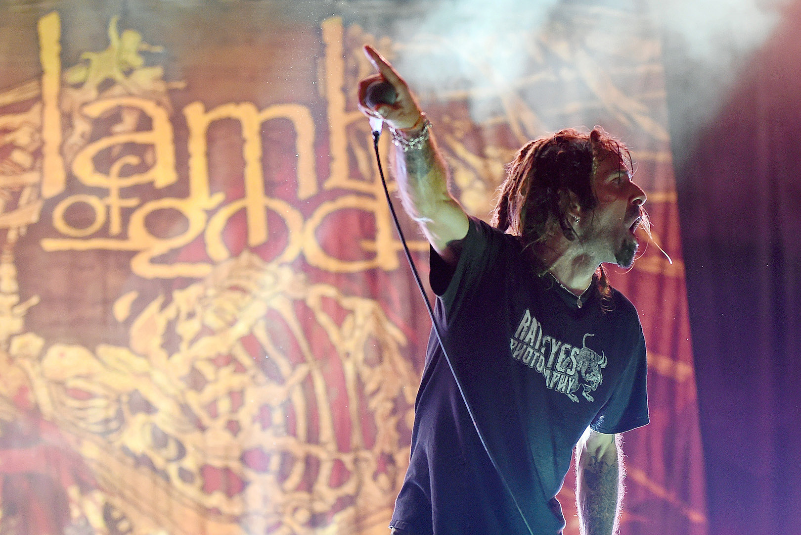 Three Men Arrested in Lamb of God Guitar Theft