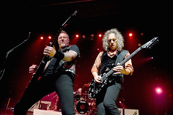 102.9 The Buzz Metallica Ticket Giveaway