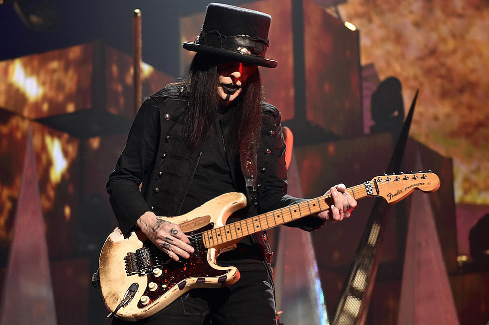 Mick Mars Says Solo Album Will Be Heavier Than Motley Crue