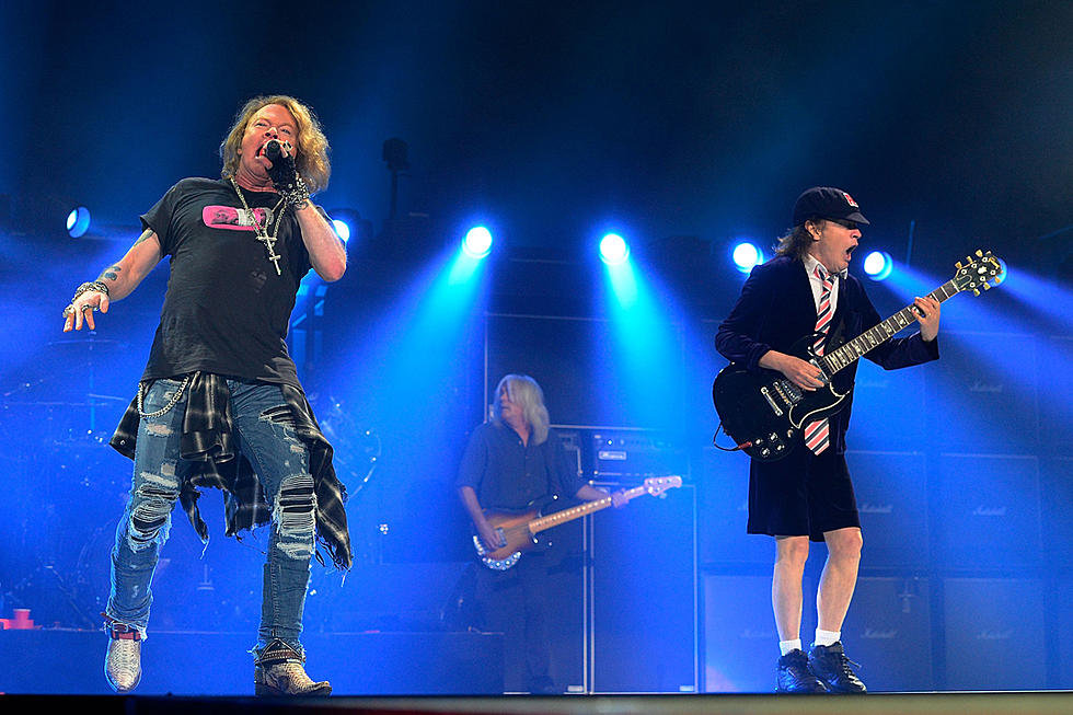 AC/DC: Will They Continue With Axl Rose?