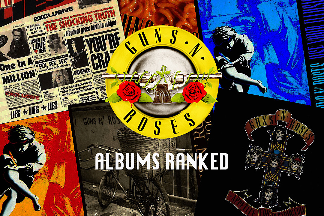 25 Years Ago: Guns N' Roses Release 'The Spaghetti Incident?'