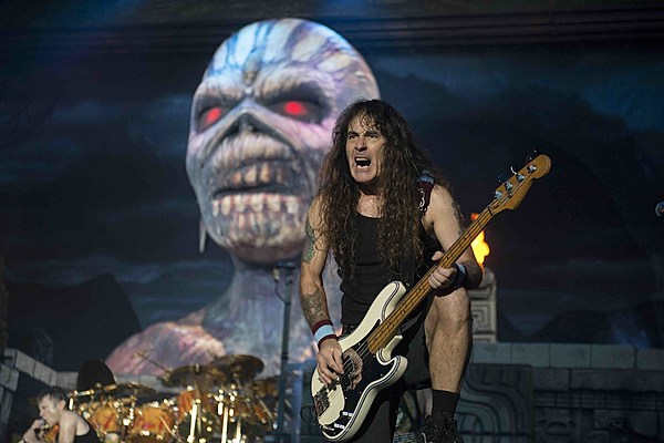 Iron Maiden Settles 'Hallowed Be Thy Name' Lawsuit
