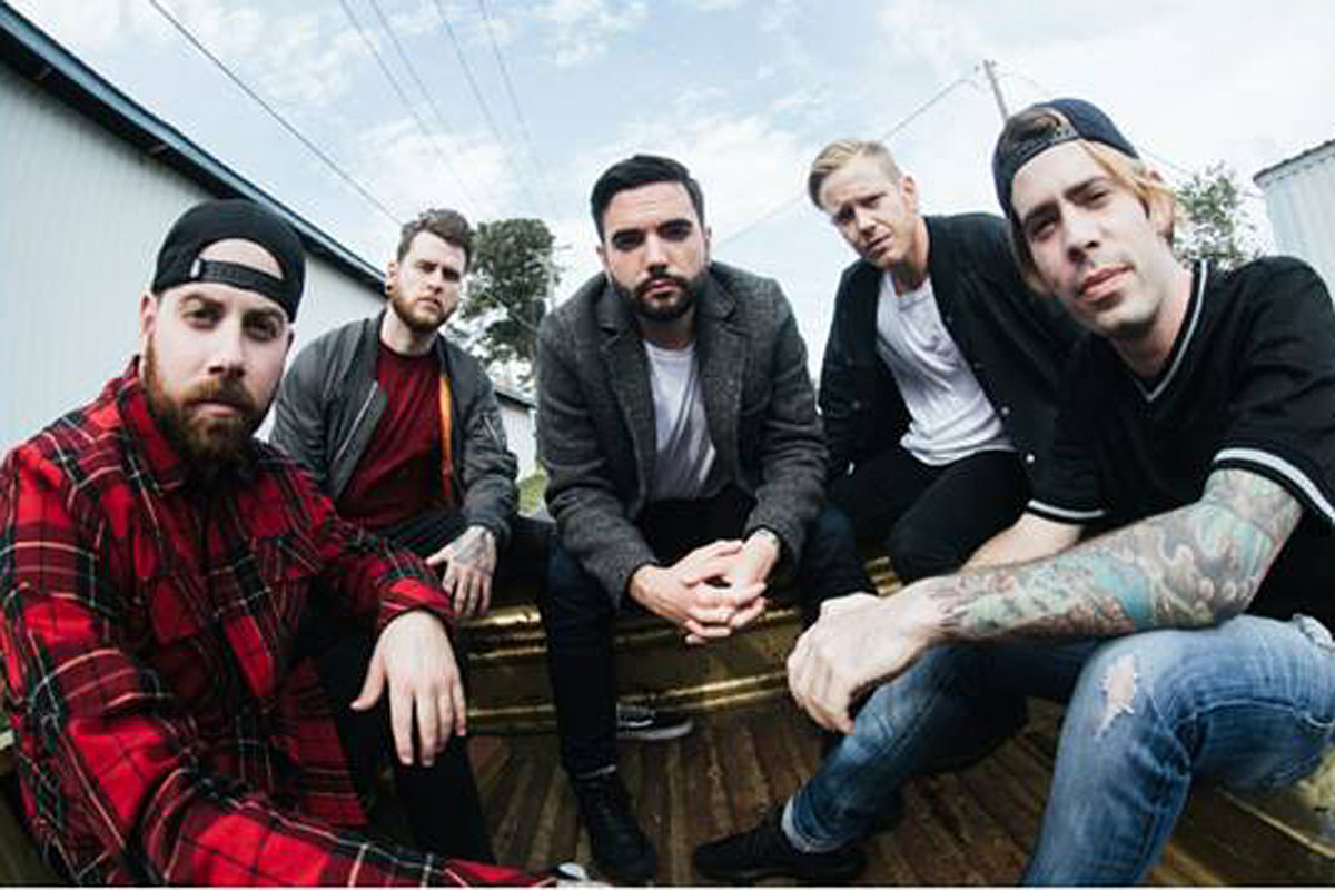 a day to remember announce tour with knocked loose more. Black Bedroom Furniture Sets. Home Design Ideas