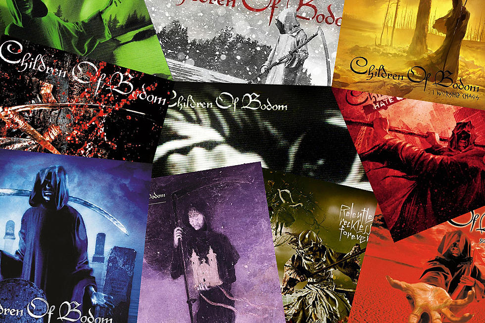 Children of Bodom Albums Ranked