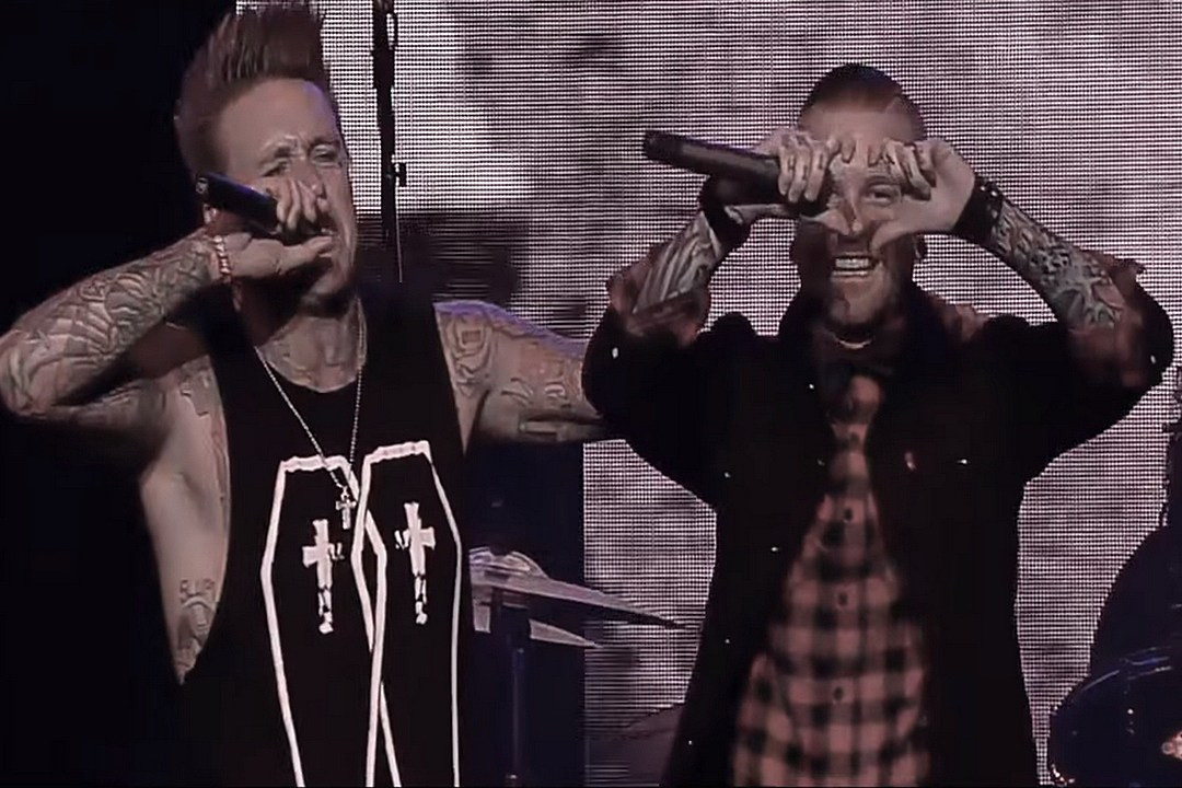 Memphis May Fire Revisit '80s Hair Metal in 'The Rose' Video