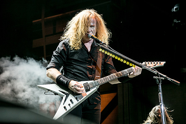 dave mustaine got over metallica using his songs long ago. Black Bedroom Furniture Sets. Home Design Ideas
