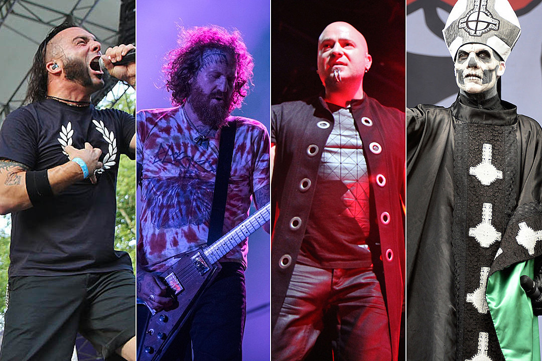 Top 50 Metal Bands Who Released Their First Album in 21st Century