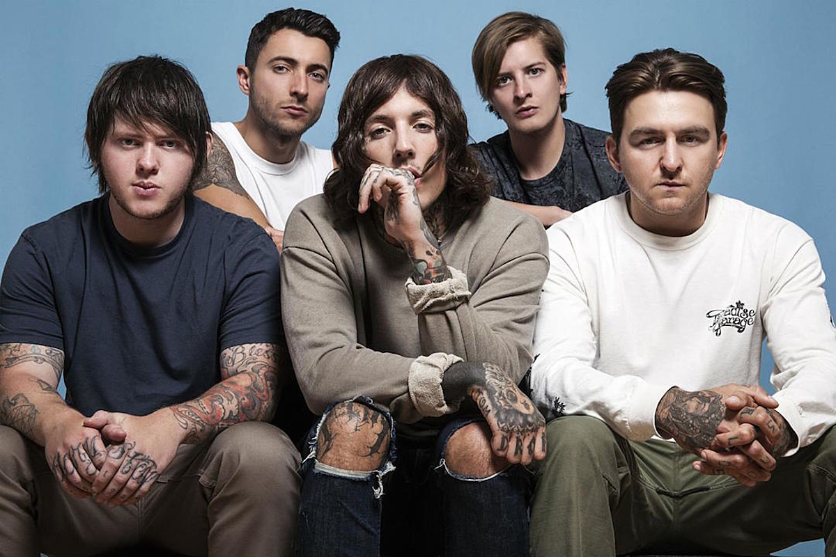 Bring Me the Horizon Release New Song, Go Full Pop