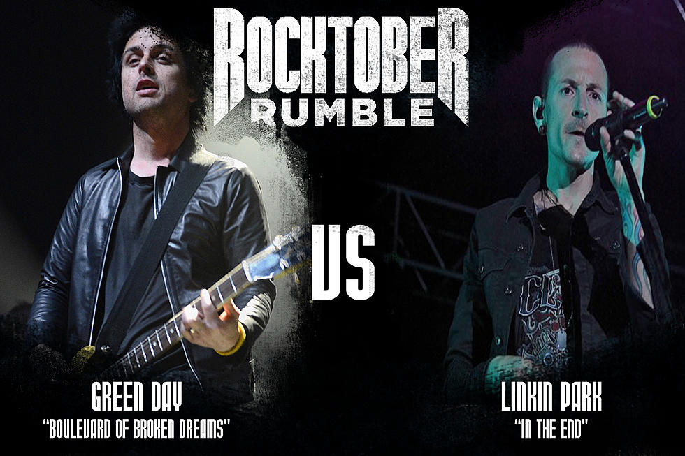 Green Day vs  Linkin Park - Rocktober Rumble, Semifinals