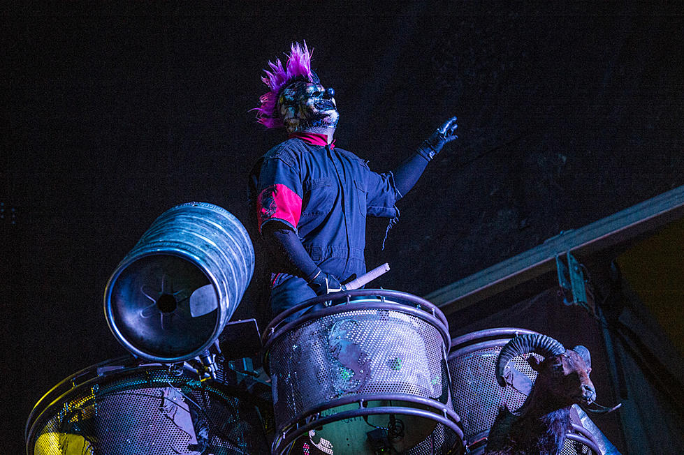 bfb36faab Shawn 'Clown' Crahan: Slipknot Have 'Seven or Eight' Songs Written for New  Album