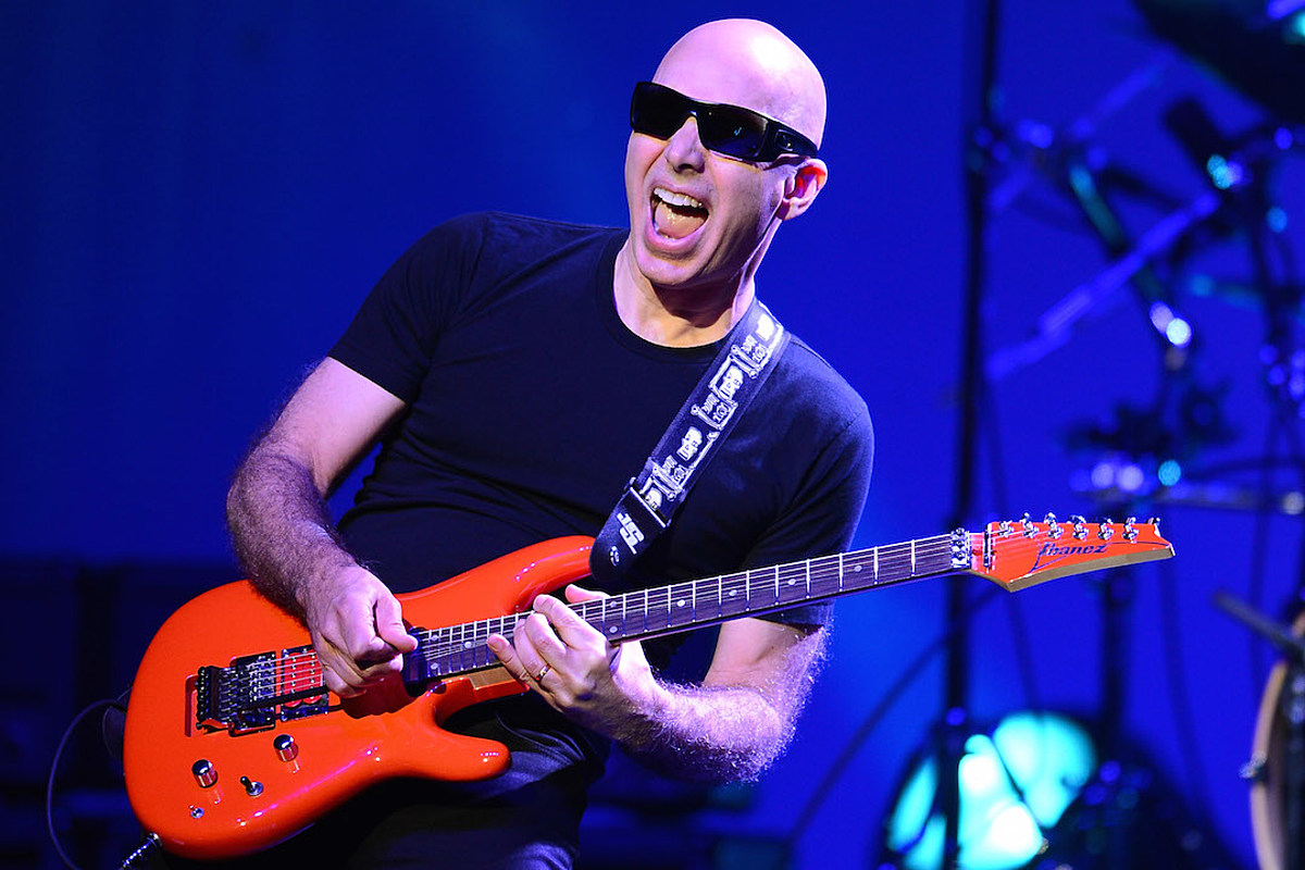 loudwire to co host 39 a live conversation with joe satriani 39. Black Bedroom Furniture Sets. Home Design Ideas