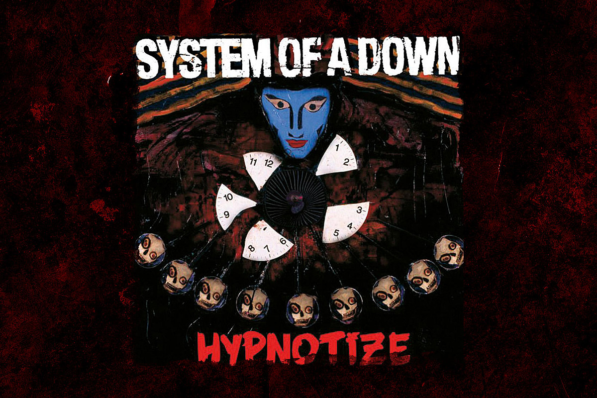 System of a Down Hypnotize 15 Years Ago: System of a Down Release 'Hypnotize' Album