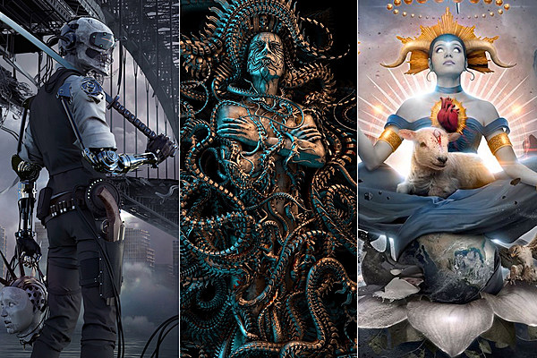 Metal Album 2016 : 25 best hard rock metal album covers of 2016 ~ Vivirlamusica.com Haus und Dekorationen