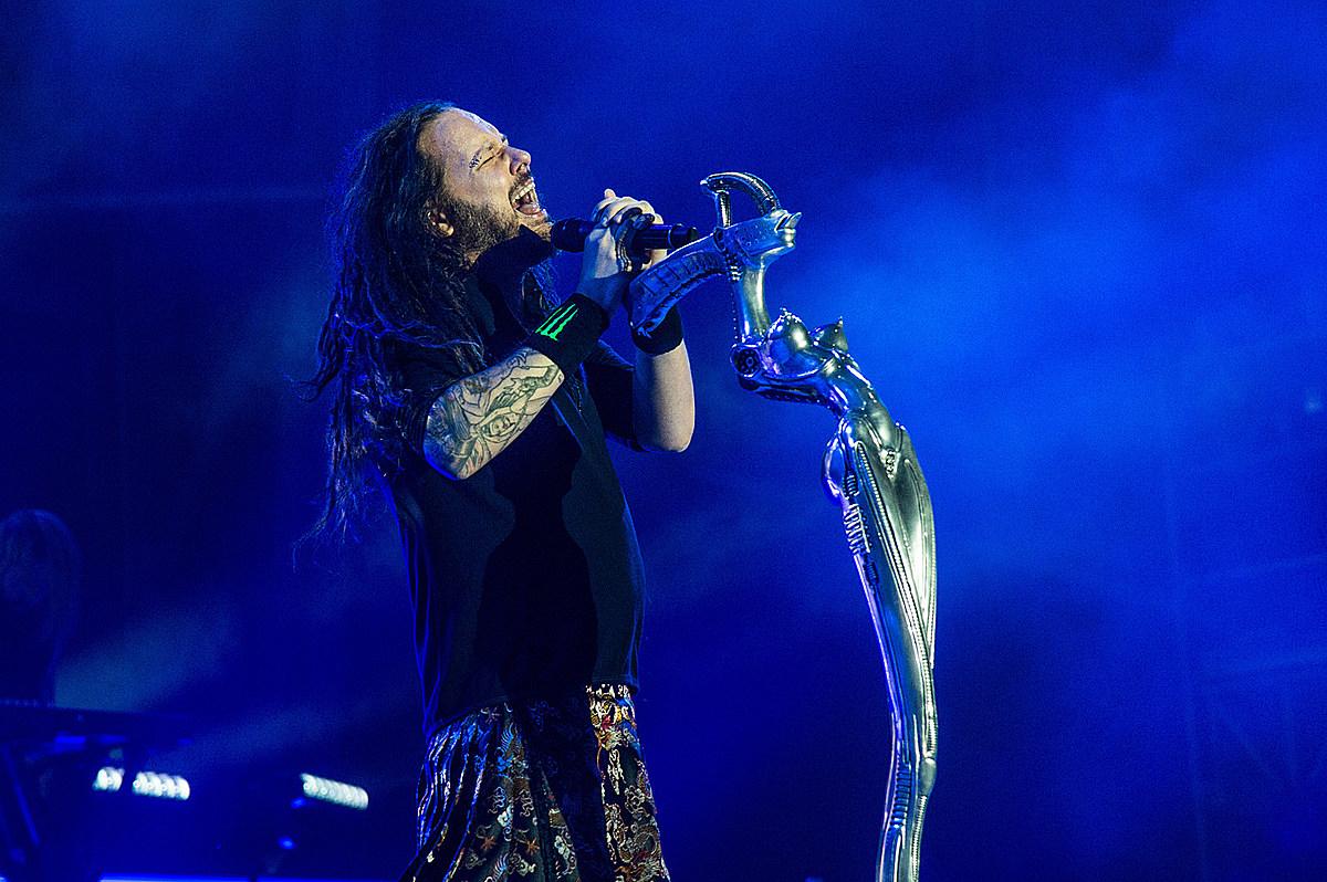 Jonathan Davis: New Korn, Slipknot + Tool Is 'Like a Camaraderie'