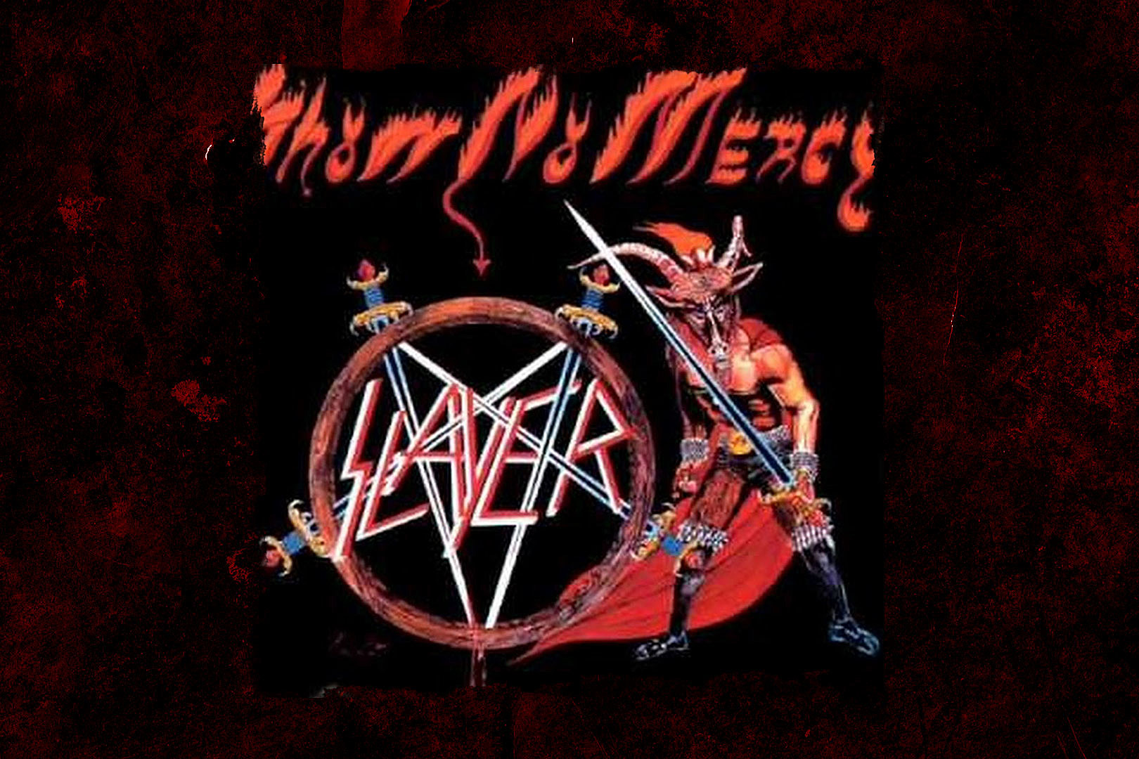 37 Years Ago: Slayer Release Their Debut Album 'Show No Mercy'