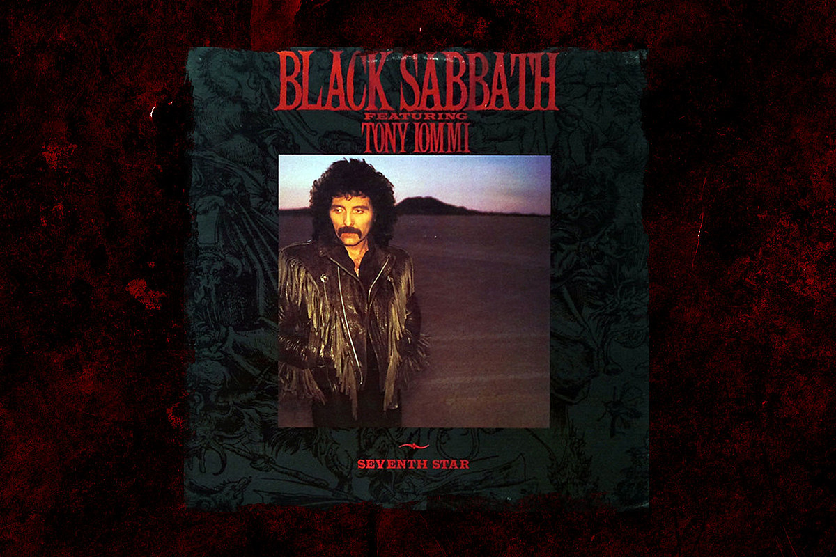 34 Years Ago: Black Sabbath Release Tony Iommi-Led 'Seventh Star'