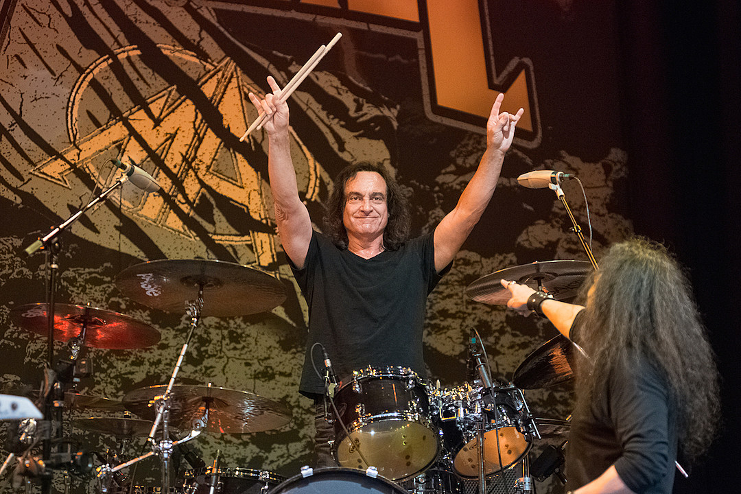 Vinny Appice Declined Audition for First Ozzy Osbourne Lineup