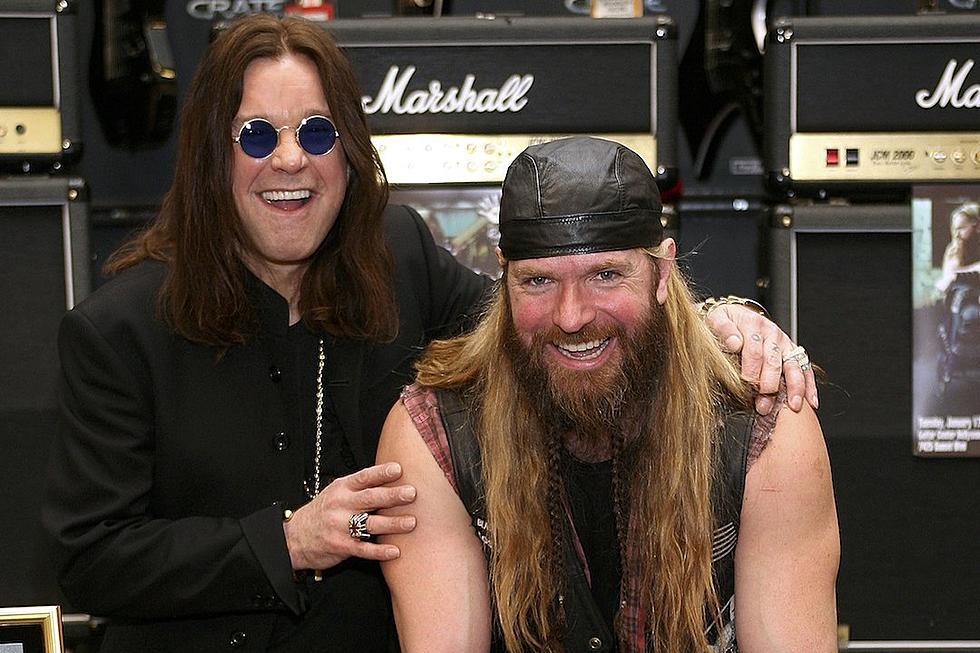 Zakk Wylde is Back in Ozzy Osbourne's Band