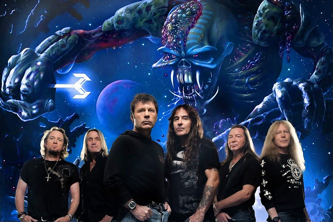 Iron Maiden's Remastered Studio Albums Finally Arriving on CD