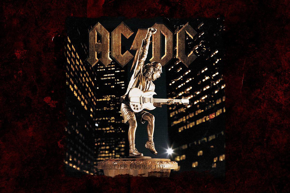 21 год назад: AC / DC выпускают альбом «Stiff Upper Lip»