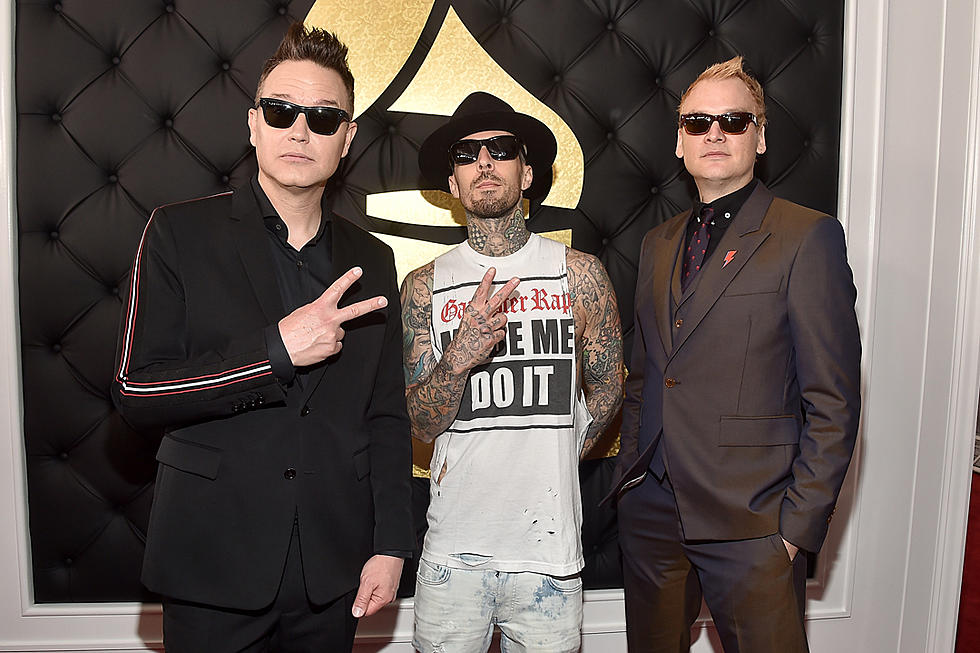 Blink-182 Unveil 'Parking Lot' From 'California' Deluxe Edition