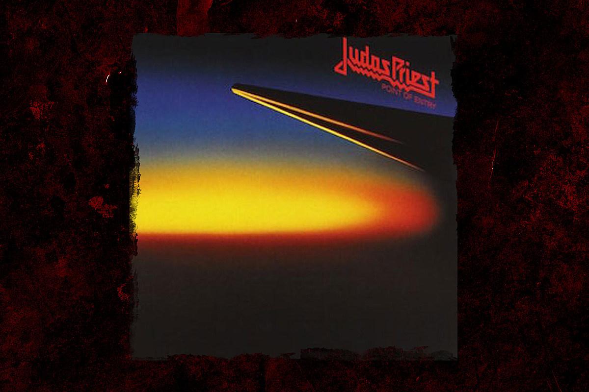 40 лет назад: Judas Priest выпускают 'Point of Entry'
