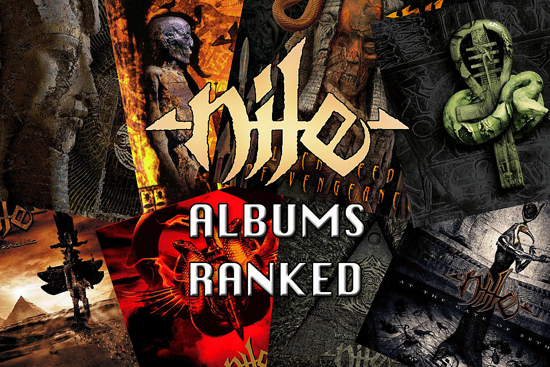 Nile Unveil Ninth Album 'Vile Nilotic Rites' + Debut New Song