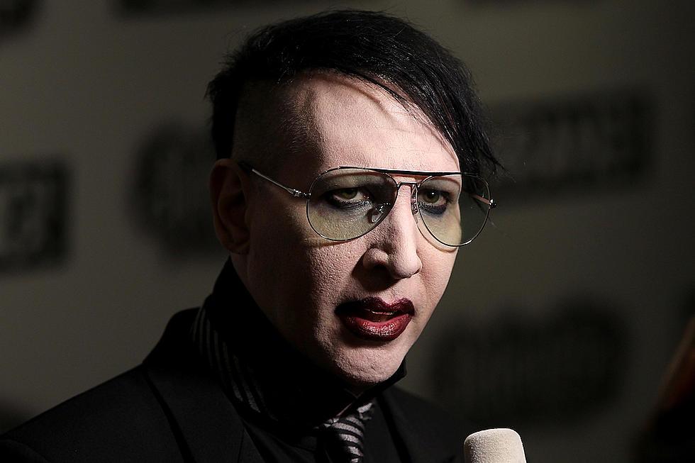 Marilyn Manson S Father Hugh Warner Dies