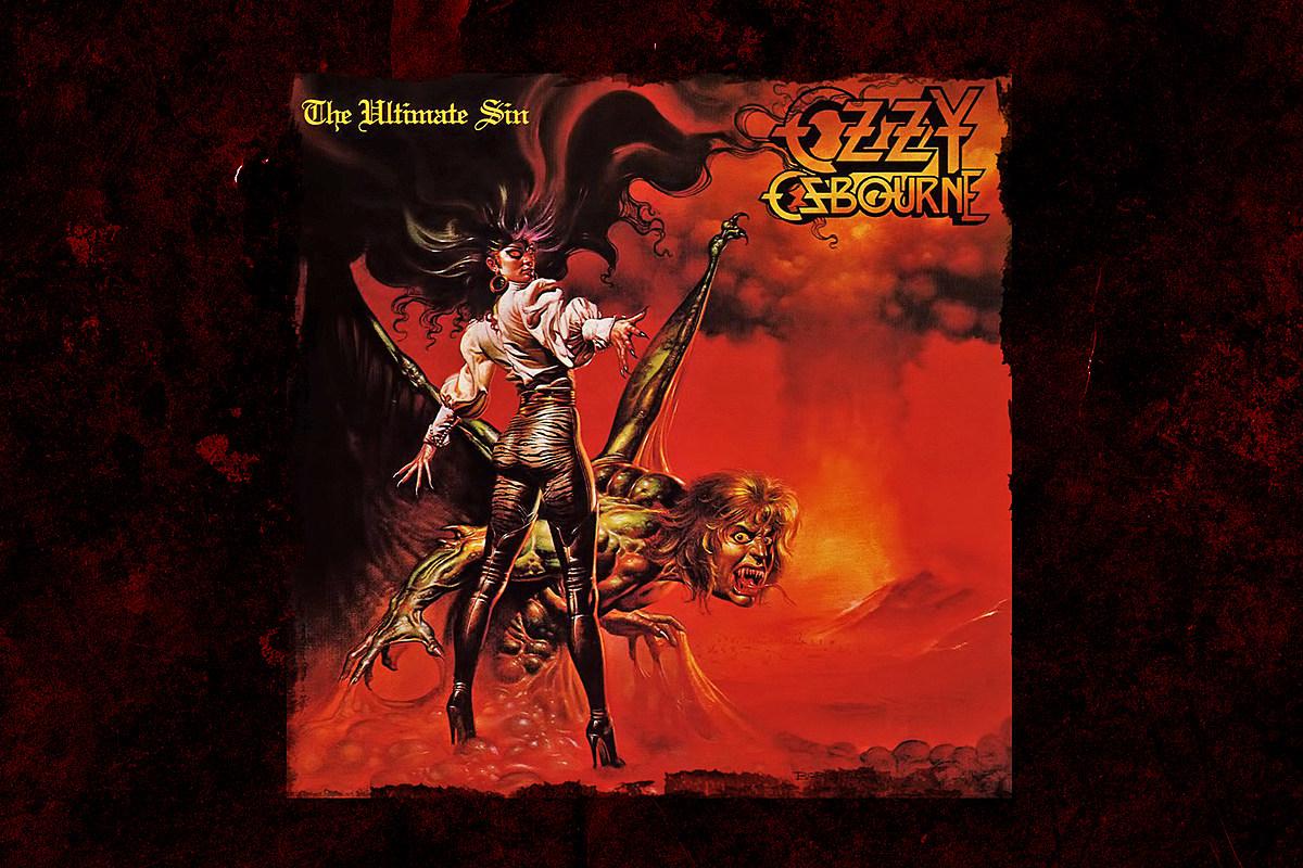 35 лет назад: Оззи Осборн выпускает «The Ultimate Sin»