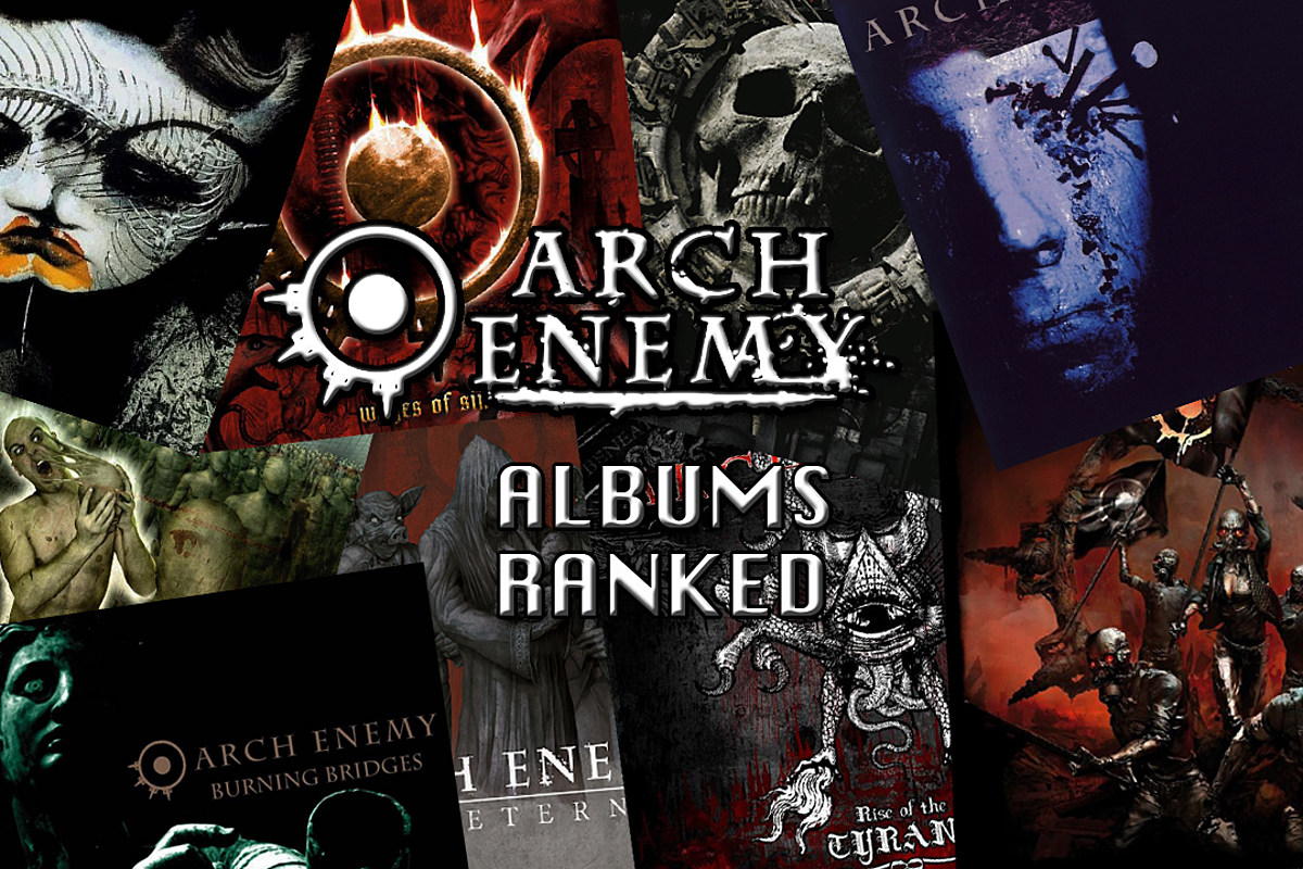 Arch Enemy Albums Ranked