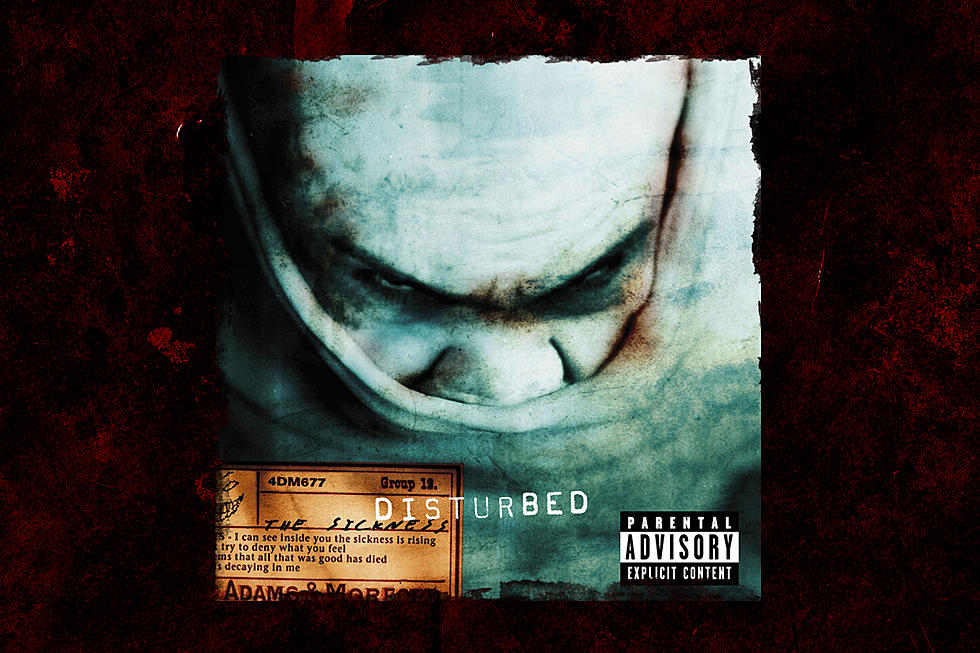 19 Years Ago: Disturbed Spread 'The Sickness'