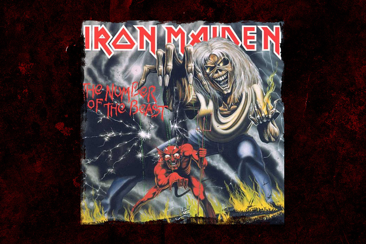 37 Years Ago: Iron Maiden Unleash 'The Number of the Beast'
