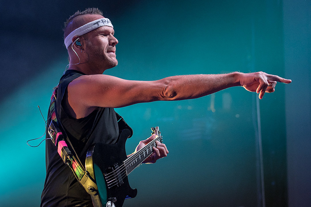 Adam Dutkiewicz Demoed 13 Songs for New Times of Grace Album