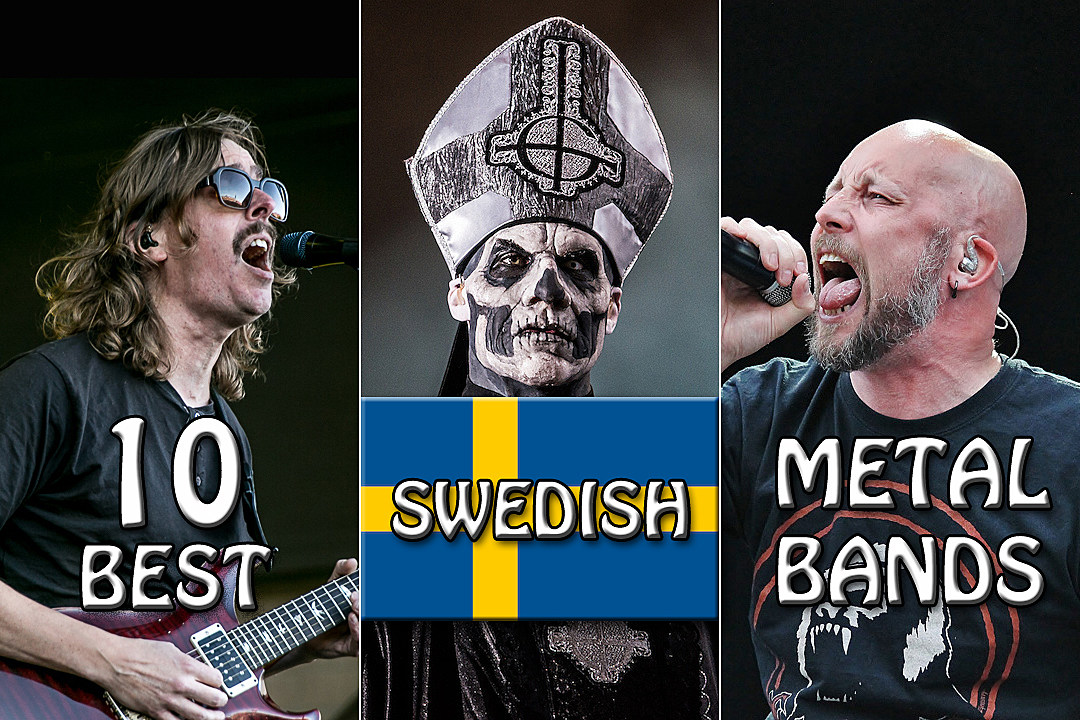 Metal band sweden