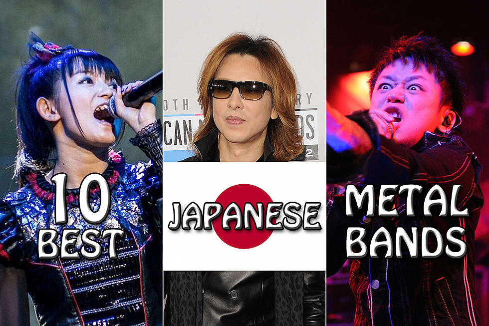 10 Best Japanese Metal Bands