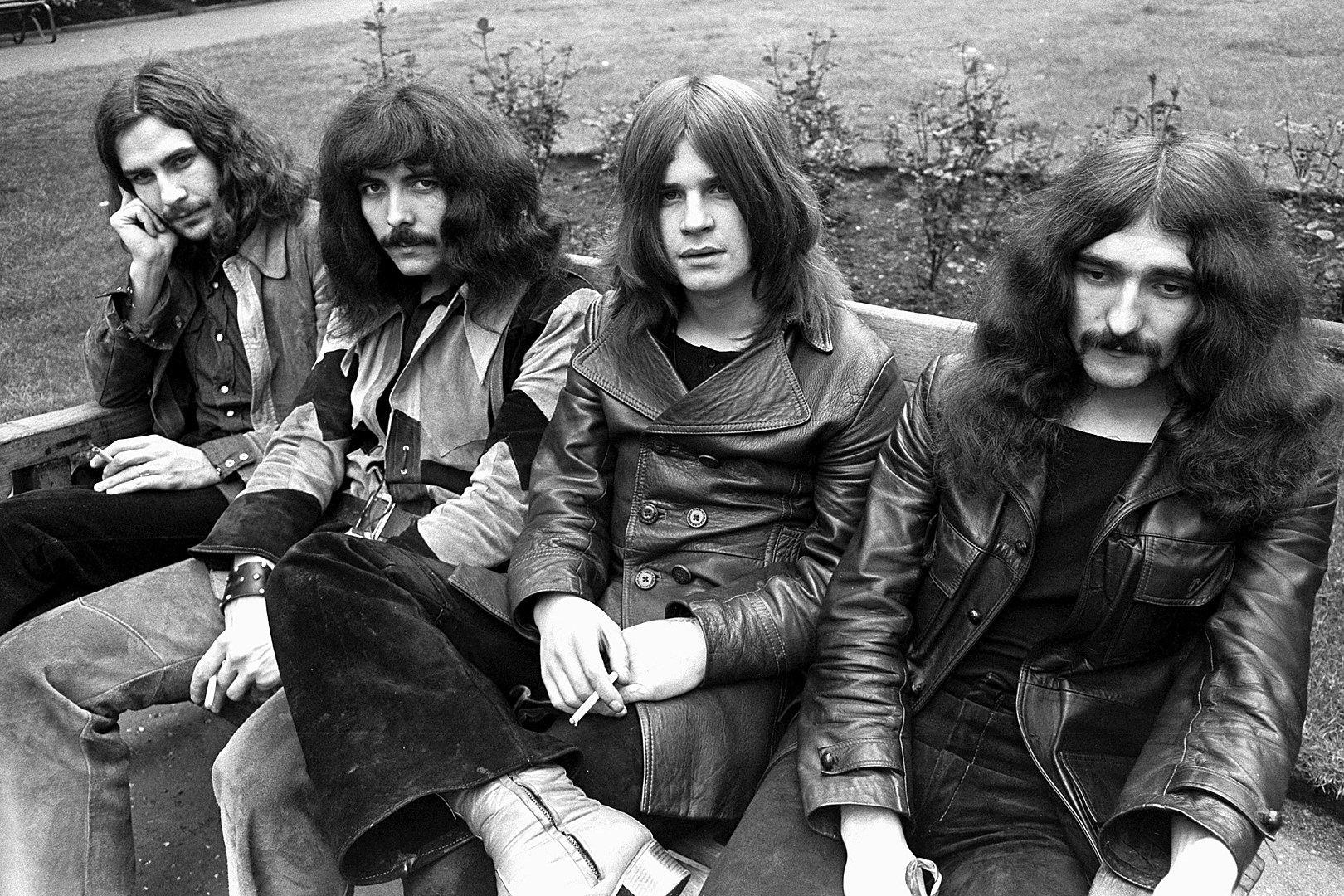 41 Years Ago Black Sabbath Fire Ozzy Osbourne