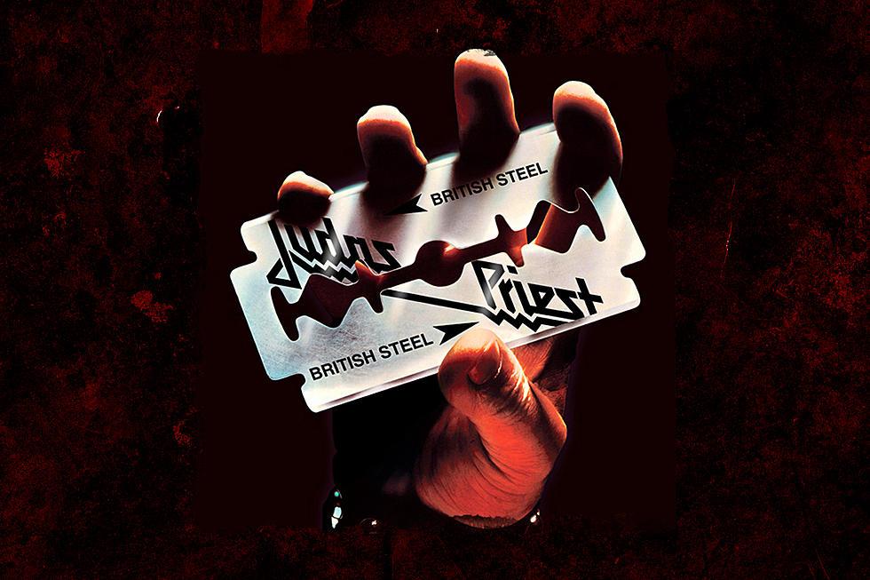 39 Years Ago: Judas Priest Release 'British Steel'
