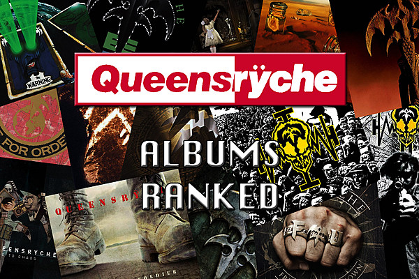Queensryche Albums Ranked