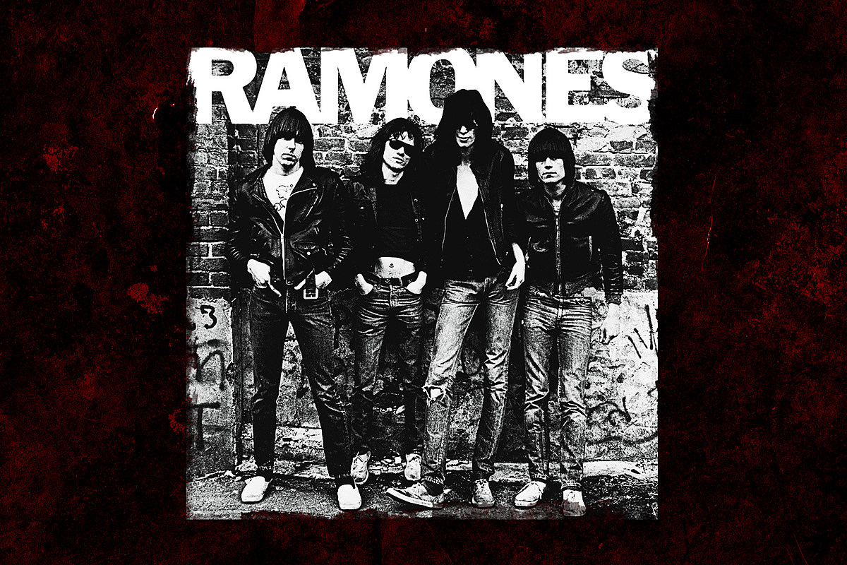 43 Years Ago: Ramones Release Self-Titled Debut Album