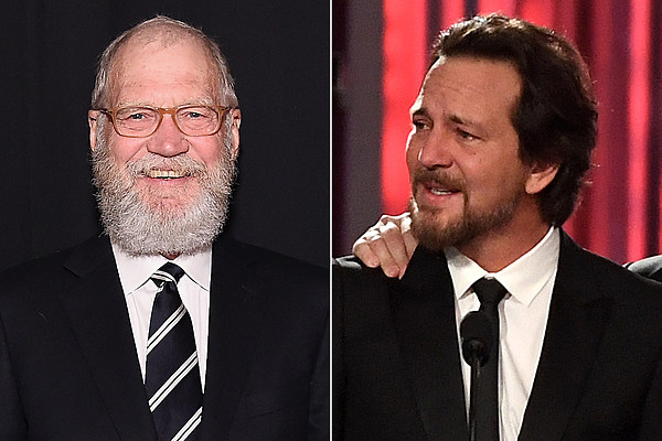 david letterman to induct pearl jam into rock hall of fame. Black Bedroom Furniture Sets. Home Design Ideas
