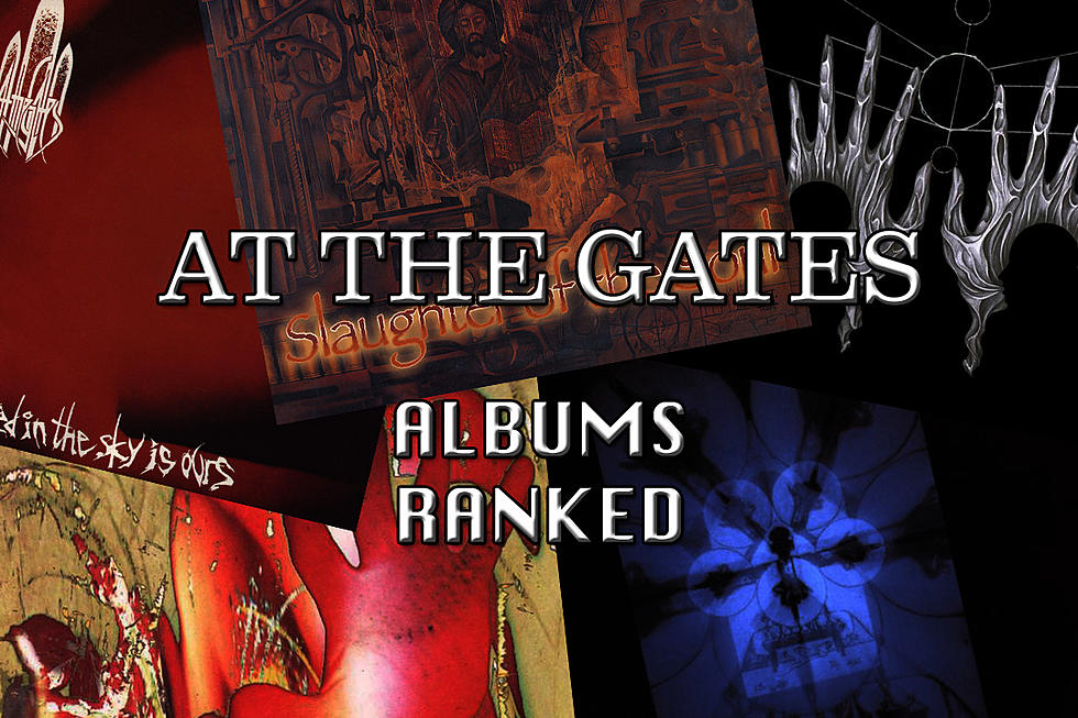 At The Gates Albums Ranked