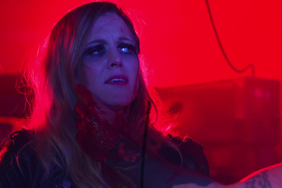 Doyle Make You 'Run for Your Life' in Slasher-Themed Music Video