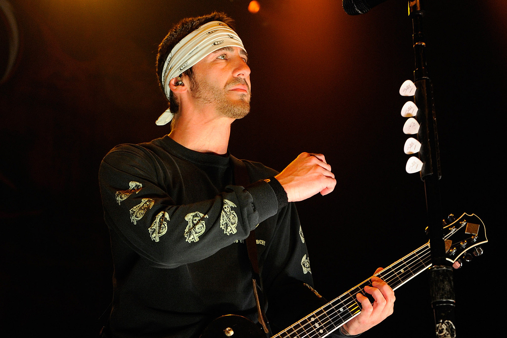 Godsmack Writing New Material for 'Cool, Vibey' Acoustic Album