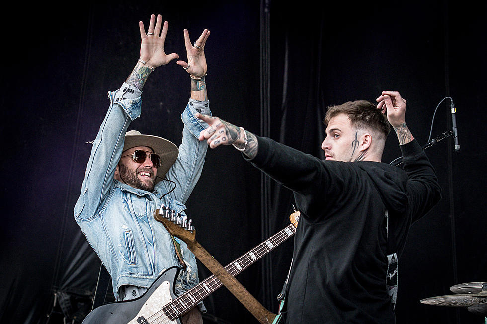 Highly Suspect Explore Heartache on New Songs '16' +